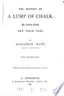 The history of a lump of chalk Pdf/ePub eBook