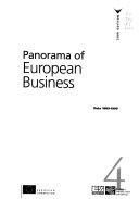Panorama of European Business Book PDF