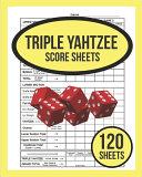 Triple Yahtzee Score Sheets For Triple Yahtzee