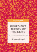 Bourdieu's Theory of the State