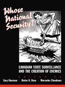 Whose National Security? Pdf/ePub eBook