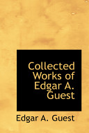 Edgar Albert Guest Books, Edgar Albert Guest poetry book