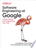 Software Engineering at Google