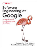 Pdf Software Engineering at Google Telecharger