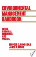 Environmental Management Handbook Book PDF
