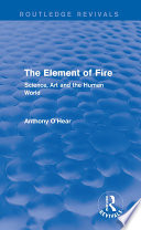 The Element of Fire (Routledge Revivals) Online Book