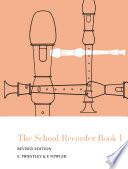 The School Recorder Book 1 Book