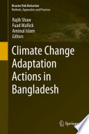 Climate Change Adaptation Actions in Bangladesh Book