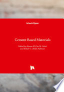 Cement Based Materials Book