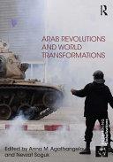Arab Revolutions and World Transformations Pdf/ePub eBook