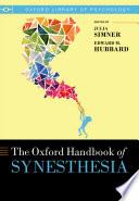The Oxford Handbook of Synesthesia Book PDF