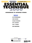 Essential Technique 2000 Book PDF