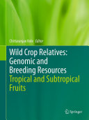 Wild Crop Relatives: Genomic and Breeding Resources [Pdf/ePub] eBook