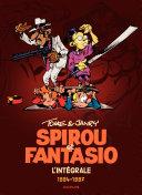 Spirou et Fantasio - L'intégrale -