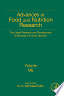 The Latest Research and Development of Minerals in Human Nutrition