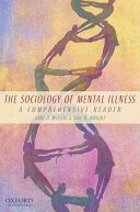 The Sociology of Mental Illness Book