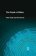 The Puzzle of Ethics [Pdf/ePub] eBook