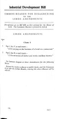 The Sessional Papers  Printed by Order of the House of Lords  Or Presented by Royal Command  in the Session