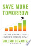 Save More Tomorrow