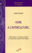 Vivre à l'interculturel