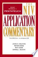 Nivac Bundle 1 Pentateuch