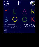 GEO year-book : an overview of our changing environment