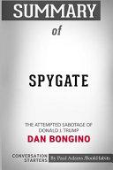 Summary of Spygate