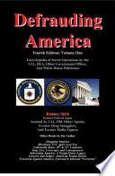 Defrauding America  Vol  One 4th Ed