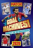 Match  Goal Machines Annual 2021