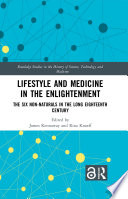 Lifestyle and Medicine in the Enlightenment