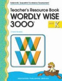 Wordly Wise 3000 Book K Book