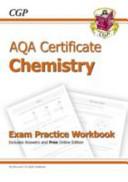 AQA Certificate Chemistry
