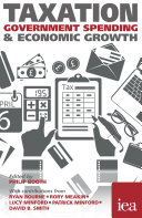 Taxation  Government Spending and Economic Growth