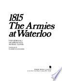 1815 - the Armies at Waterloo