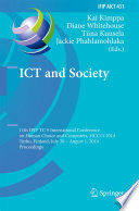 ICT and Society