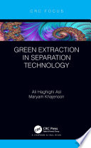 Green Extraction in Separation Technology