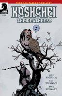 Koshchei the Deathless #3 Pdf/ePub eBook