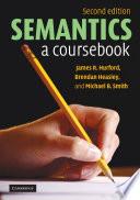 Semantics Pdf/ePub eBook
