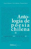 Antología de poesía chilena Vol. II [Pdf/ePub] eBook