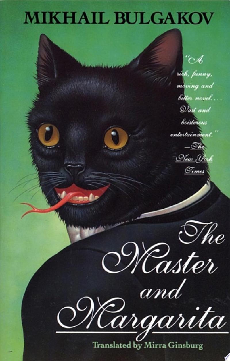The Master and Margarita image