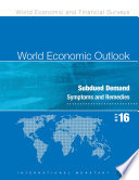 World Economic Outlook  October 2016