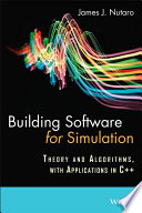Building Software for Simulation Book