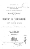 Mercury, Or