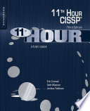 Eleventh Hour Cissp  Book PDF