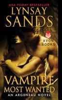 Vampire Most Wanted [Pdf/ePub] eBook