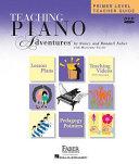 Primer Level - Teacher Guide