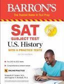 SAT Subject Test U S  History
