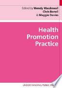 Health Promotion Practice