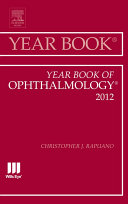 Year Book of Ophthalmology 2012   E Book