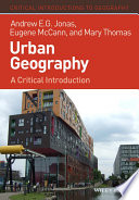 Urban Geography Book PDF